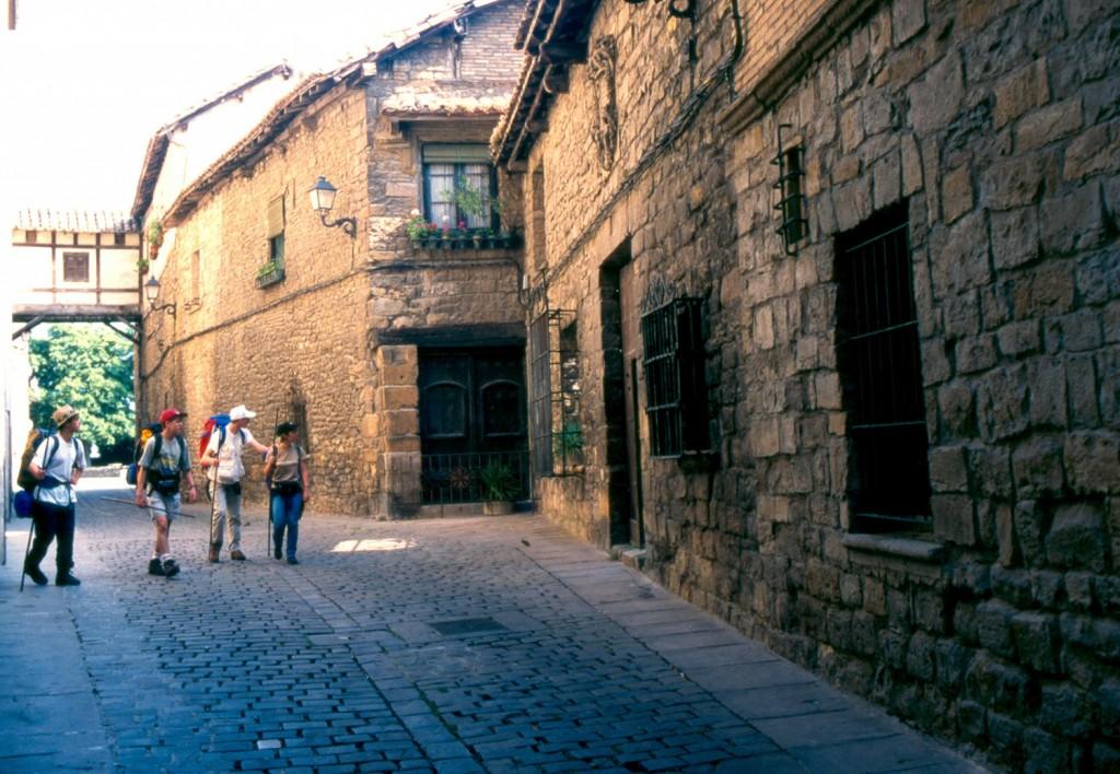 Foto cedida por el Departamento de Turismo del Gobierno de Navarra.