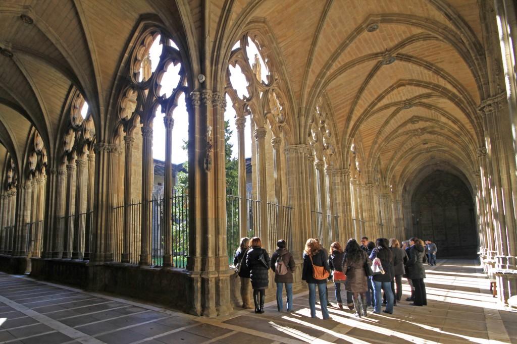 Foto cedida por el Departamento de Turismo de Navarra